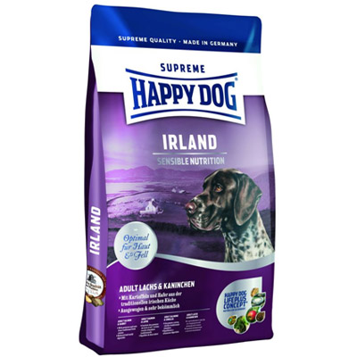 корм для собак happy dog supreme sensible nutrition irland